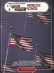 Hal Leonard Patriotic Songs E-Z Play 8 ()
