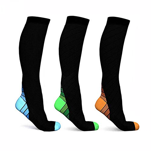 Common Man Halloween Costumes Ideas - TOP4EVER Compression Socks Athletic for Men