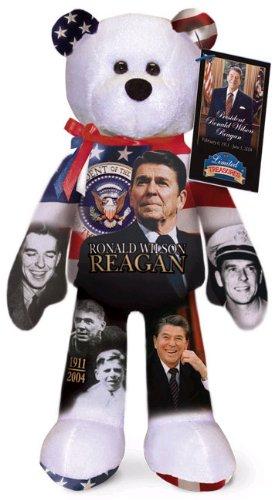Limited Treasures - 40th Presidesnt - Reagan Bear