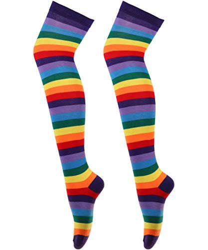 Striped Stockings Halloween Cosplay warmer product image