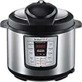Instant Pot Lux 5 Qt Multi-Use Programmable Pressure Cooker | Stainless Steel