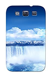 High Grade Roustxjzdvq Flexible Tpu Case For Galaxy S3 - This Water Is Glass