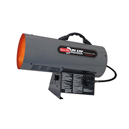 - Dyna-Glo RMC-FA40DGD Liquid Propane Forced Air Heater, 40000 BTU