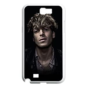 SamSung Galaxy Note2 7100 phone cases White Paulo Nutini cell phone cases Beautiful gifts NYTR4635026