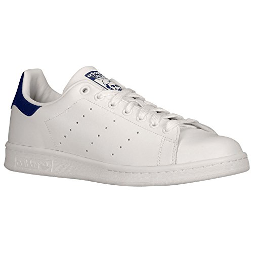 Smith Unisex M203 Bianco Sneakers blu adidas Adulto Stan Originals EwqxvnXPag