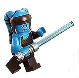 LEGO Aayla Secura Minifigure with Lightsaber