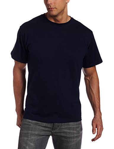 Russell Athletic Men's Basic T-Shirt, J Navy, X-Large