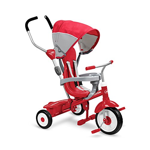 Adjustable Footrest Stroller - 9
