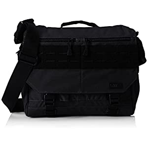 5.11 Rush Delivery Multifunction Tactical Messenger Bag Military Briefcase for Laptop/Camera/Tablet, Style 56176 56177