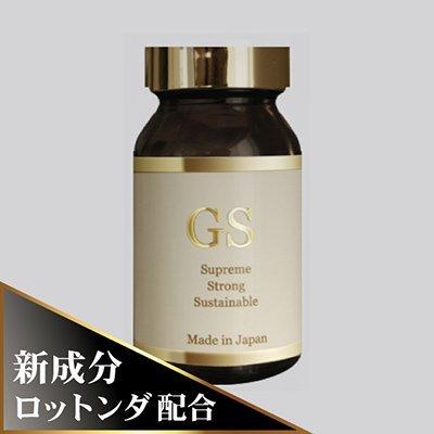 GS(最高峰の厳選配合/国内生産/90粒)(単品) B00MK8Q7Q6