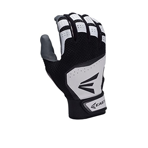 UPC 885002381742, Easton HS VRS Batting Gloves, White/Black, Large