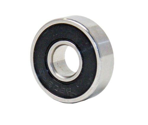 Si3n4 Ceramic Abec 7 Bearings (S608-2RS Bearing 8x22x7 Si3N4 Ceramic Stainless Steel Sealed)