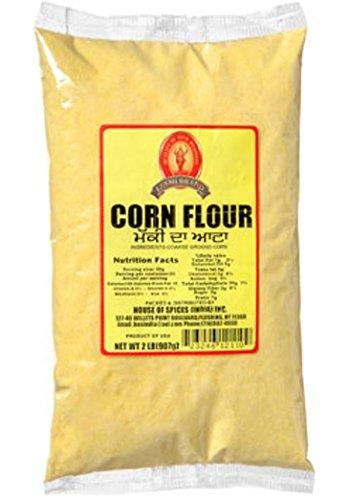 Laxmi All-Natural Gourmet Corn Flour - 2lb Bag