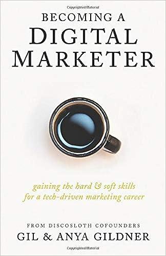 Becoming A Digital Marketer