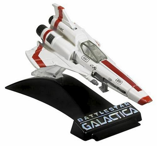 Titanium Series Battlestar Galactica 3 Inch Vehicle Viper