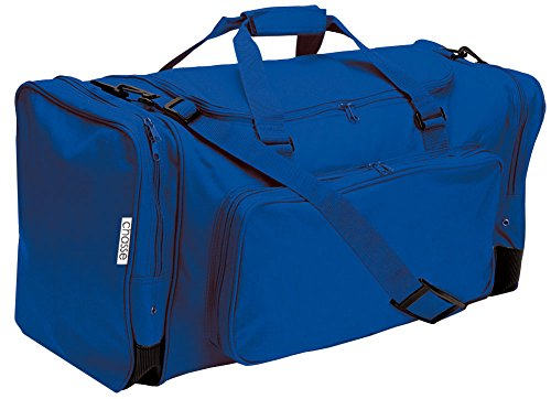 Chassé Girls' Large 27 Deluxe Travel Bag - Royal