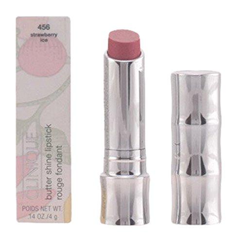Colour Surge Butter Shine Lipstick by Clinique 456 Strawberry Ice / 0.14 oz. 4g