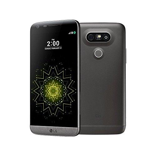 LG G5 (32GB) 4G LTE Factory Unlocked GSM + Verizon (RS988,US Warranty) (Titan)