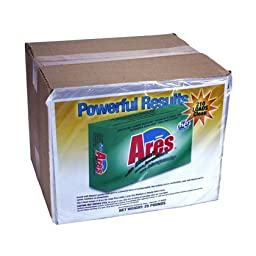 Ares with Bleach Laundry Powder HE 25 lbs.