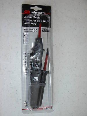 Gardner Bender GET-3206 80-277 Volt Tester - 6 Way Voltage Tester