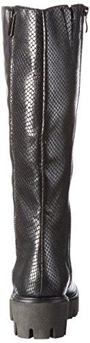Femme 25628 Marco Bottes 096 Black Noir comb Hautes Ant Tozzi xAq4wqI