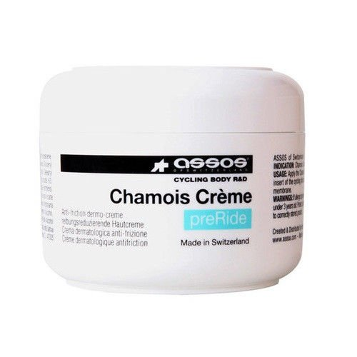 ASSOS CHAMOIS CREAM CREME 4.73 FL OZ 1.4 ML BICYCLE CYCLING SKIN FRICTION REDUCE