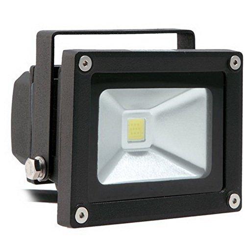 GLW® 10w 12v Ac Or Dc Warm White Led Flood Light