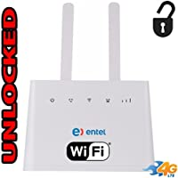 Wi-Fi Router Unlocked 4G LTE (AT&T T-Mobile Cricket) USA Latin & Caribbean Huawei B310s-518 Wifi + Lan + RJ11 Up to 32 Users