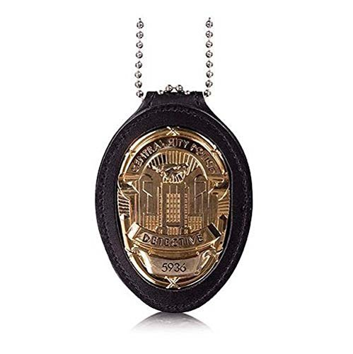 Flash TV Series Central City Police Badge Prop Replica by DC Collectibles ()