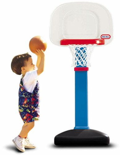 Image of Little Tikes EasyScore Basketball Set