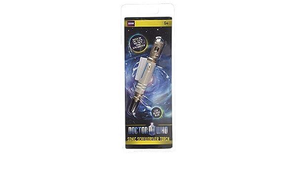 Doctor Who - Destornillador sónico 10th Doctor Replica: Amazon.es ...