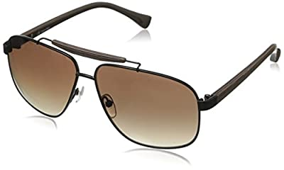 CK Men's CK1187SL 714 Aviator Sunglasses