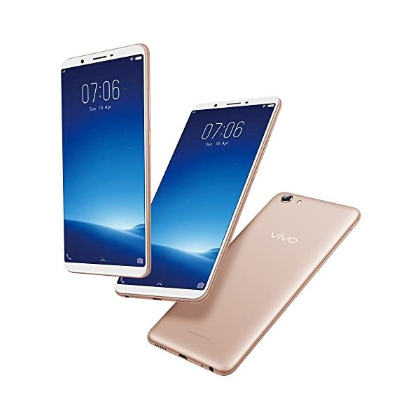 Vivo Y71 (Gold) Without Offers