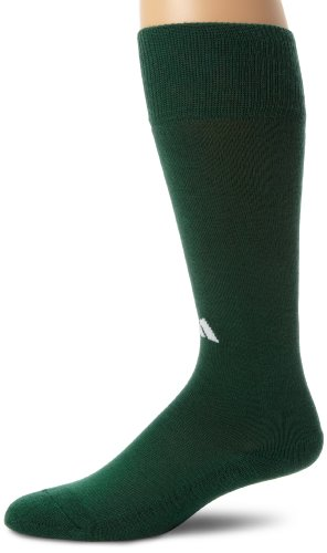 adidas Field II Sock, Forest/White, Small