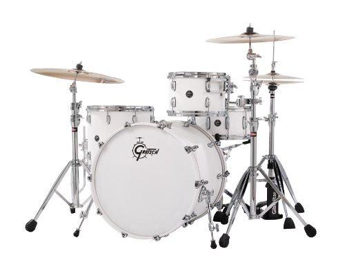 Gretsch New Renown Maple 3-Piece Euro Drum Set Shell Pack - Satin ()