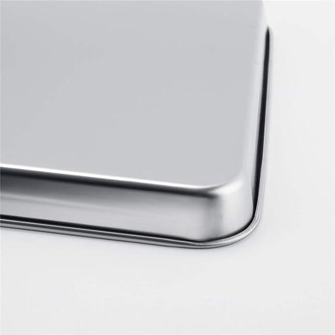 Amazon.com: Wezvix - Bandeja de horno de acero inoxidable ...