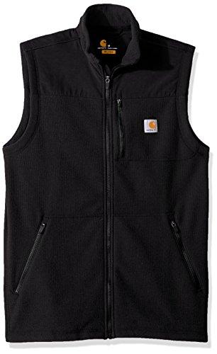 Carhartt Men's Fallon Vest, Black, Medium