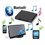 HYFAI NEW Bluetooth Music Receiver 30 pin dock adapter for iPhone iPod A2DP Audio Speaker for iPod, iPad, iPhone 4 4S