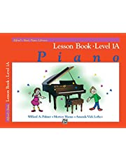 Alfred's Basic Piano Library Lesson Book, Bk 1A (Volume 1)