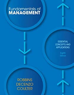 Amazon fundamentals of management essential concepts and fundamentals of management essential concepts and applications 8th edition fandeluxe Image collections