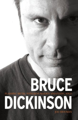 Bruce Dickinson: Flashing Metal with