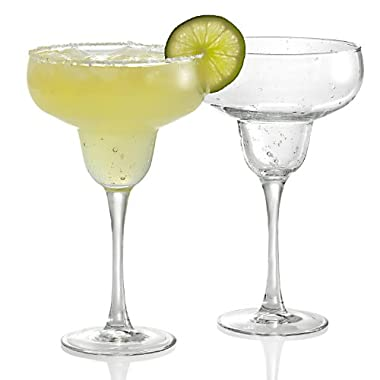 ARC International Luminarc Bola Margarita Glass, 14.5-Ounce, Set of 4