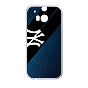 DIY phone case New York Yankees skin cover For HTC One M8 SQ792230