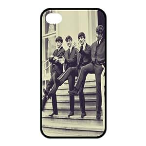 Los Beatles iPhone 5S protector de la piel cubierta de la caja del caso duro de la cubierta para caja de goma de alta calidad iPhone 5/5S for iPhone 5/5S