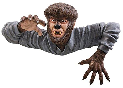 - Morris Costumes Men's The Wolf Man Grave Walker DCOR