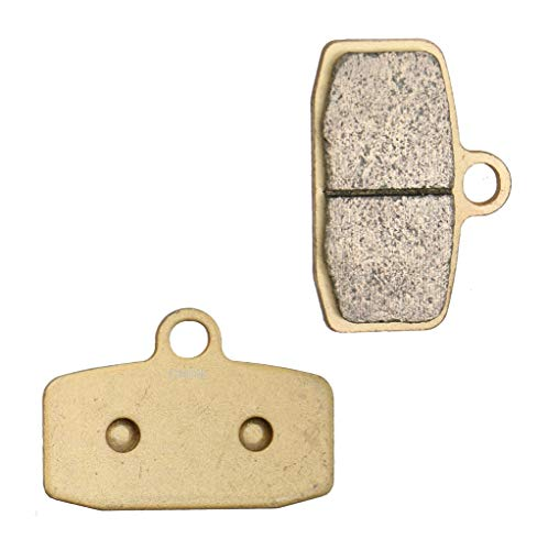 CNBK Front Sintered H-H Disc Brake Pads fit KTM Dirt Freeride E Electric 12 2012 1 Pair(2 Pads)