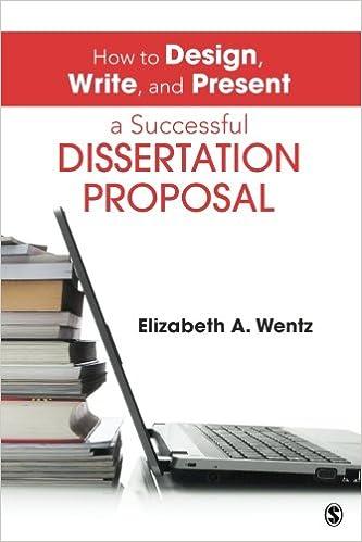 Secrets of Winning Dissertation Proposal Writing