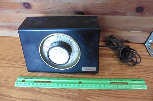 Silvertone Sears Roebuck Antenna Rotor Control Box Vintage 2687A 6-67 67830 -