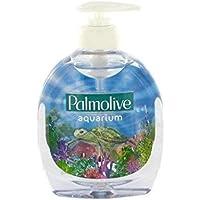 Palmolive Liquid Hand Soap Pump Aquarium Wash - 300Ml 1 Pack