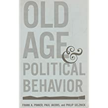 Old age and political behavior;: A case study